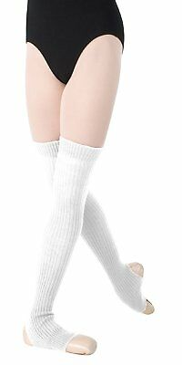 "Body Wrapper Women's 27"" Stirrup Acrylic Legwarmers"