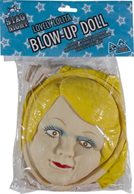 Blow-Up Doll, Female, Pink  AC NEW