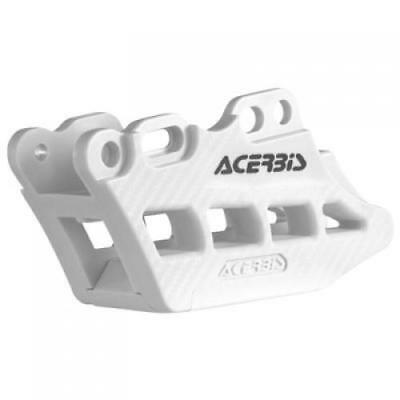 Acerbis Chain Guide Block 2.0  White YAMAHA WR250F 2015-2016,WR450F 2016,YZ125 2