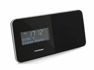 Blaupunkt VIENNA DAB+ & Bluetooth Clock Radio - refurbished