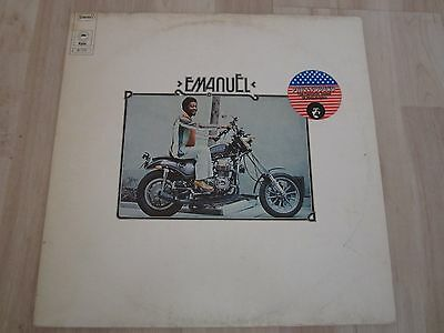 Emanuel Vinyl LP 1976 Phillysound