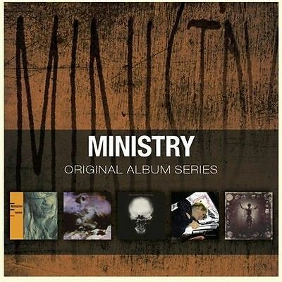 Ministry - Original Album Series [Slipcase] (New Cd)