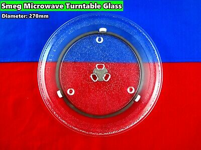Samsung Microwave Oven Glass Turntable Plate Platter 318mm Suits Many Brand (W4)