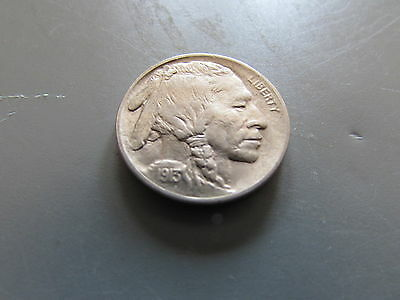 1913 Buffalo Nickel Type 1 Mound Variety I Philadelphia Mint 5 Cent Bison Coin