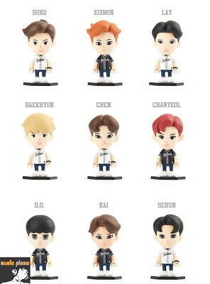 Exo  [ Exo Planet Figure +1 Photo]  Sm Official Figure New~ Us Seller~