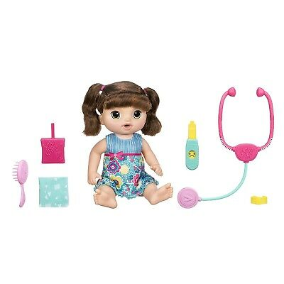 Baby Alive Sweet Tears Baby Brunette Christmas Holiday