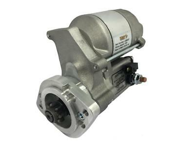 Simca Abarth High Performance Gear Reduction Replacement Starter Motor Lms487