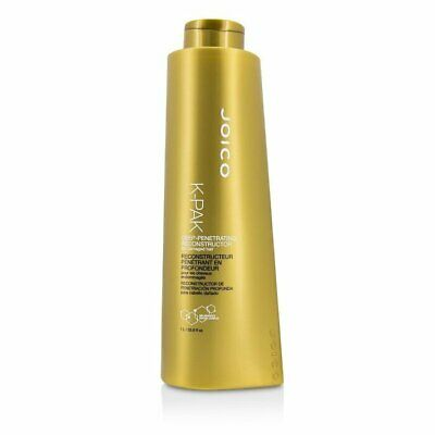 Joico K-Pak Deep-Penetrating Reconstructor - For Damaged Hair 1000ml Treatments