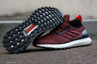 watch 60d6f c87fc ADIDAS ULTRA BOOST ATR Mid Burgundy Size 13 DS maroon 12.5 14 3.0