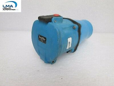 Meltric Ds60 Plug 60A 600Vac 25Hp 33-64143-4X Female Receptacle Connector Inlet