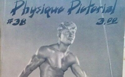 Physique Pictorial  November 1984 Cowboys and Wrestling Gay interest Magazine