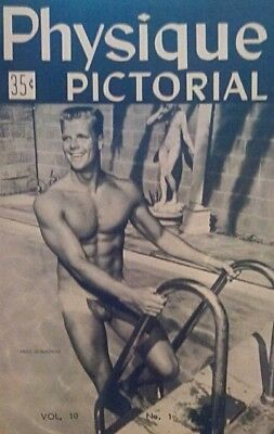 Physique Pictorial Volume 10 issue 1 wrestling
