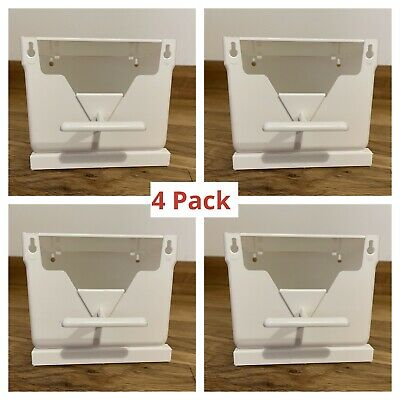 6 x PLASTIC FINCH NEST BOX WITH HOOKS Front & Back Exotic Finches Wide Opening.