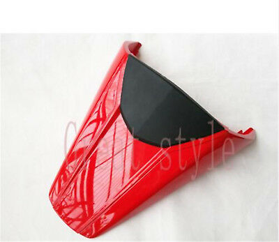 Motorbike Red solo racer scooter seat Rear Seat CoverFor Honda CBR650F 2014 2015