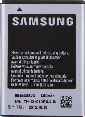 New 1350mAh Replacement Battery EB494358VU for Samsung Galaxy Ace GT-S5830