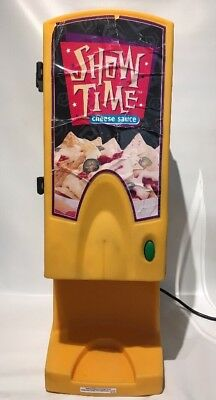 Nacho Cheese Dispenser - Compass Worldwide - Gehl's - Gold Medal - Tested