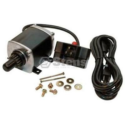 Genuine Stens Electric Starter Kit rpls Tecumseh 33328D [STE][435-611]