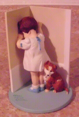 """""""In Disgrace"""" from the Bessie Pease Gutman Figurine Collection -The Danbury Mint"""