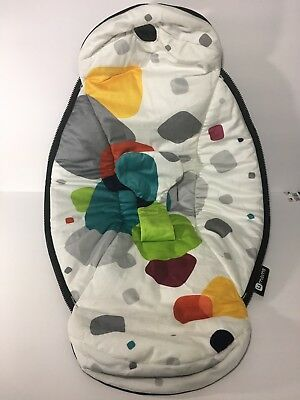 4moms MamaRoo Replacement Part Seat Fabric  Classic **VERY RARE**
