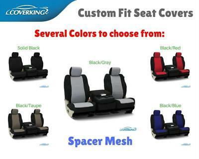 COVERKING SPACER MESH CUSTOM FIT SEAT COVERS for NISSAN LEAF