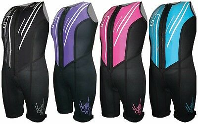 WILLIAMS Ladies Womens Water Ski SPORTS Buoyancy Wetsuit Wet Suit NEW
