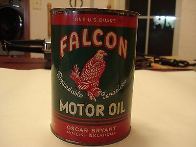 Vintage Falcon Oil Can