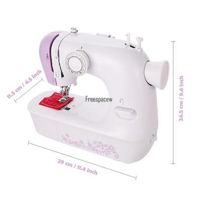 Portable Mini Handheld Electric Sewing Machine Desktop Household Sewing Tools