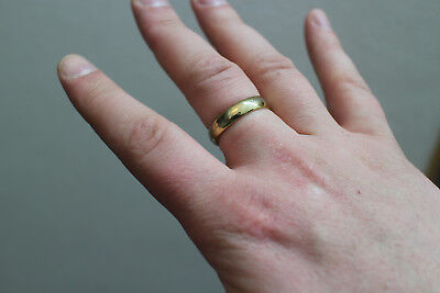 The One Ring Der Eine Ring of Sauron Herr der Ringe Lord of the Rings Hobbit