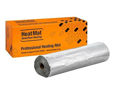 HeatMat Combymat Electric Underlaminate Underfloor Heating Mats Lifetime Wty