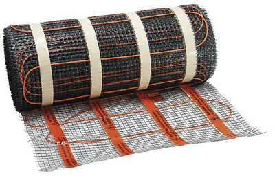 HeatMat 200W Underfloor Electric Heating Mats Lifetime Guarantee Primary Heating