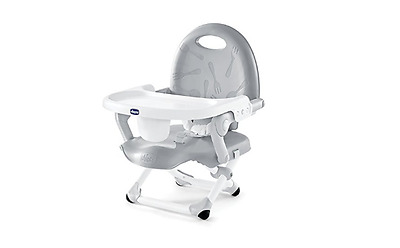 Chicco Pocket Snack Portable Infant Baby Toddler Booster Dining Chair, Feeding