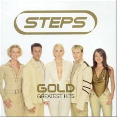 Steps - Gold - 20 Greatest Hits (2001) Musicals & Broadway Audio CD NEW & SEALED