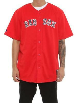 Majestic Athletic Replica Jersey Boston Red Sox - Red