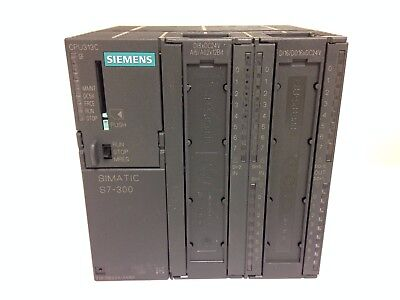 New Siemens Simatic S7-300 CPU 313C 6ES7313-5BG04-0AB0 128Kb Working Memory
