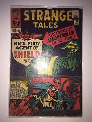 Strange Tales #135 (Aug 1965, Marvel) 1st Appearance of Nick Fury