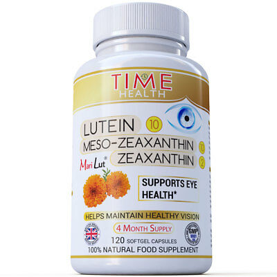 MariLut® Lutein Meso Zeaxanthin Softgels Eye Health Protection UK