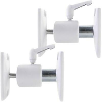 Canton Cantomount XL Wall & Ceiling Bracket Pair WHITE
