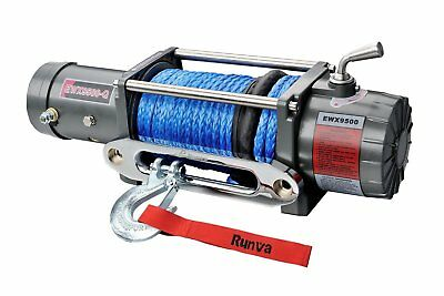 Runva EWX9500-Q 12V EVO with Synthetic Rope 10877219538