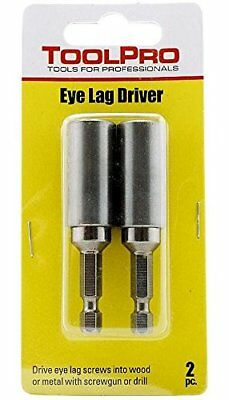 ToolPro Acoustical Eye Lag Driver - 2 Pack