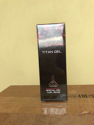 Titan Gel Special Intimate Lubricant Gel For Men 5 pcs