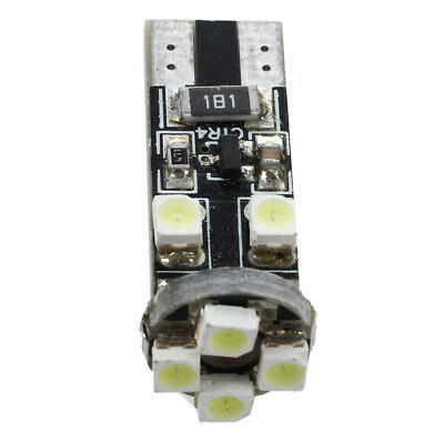 2x SMD LED T10 W5W 12V Xenon-Weiss mit 8 SMD pro Lampe Standlicht Park L1H6 Y4T7