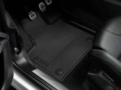Genuine Peugeot 3008 RHD Rubber Floor Mat Set 2017 Onwards 1616435180