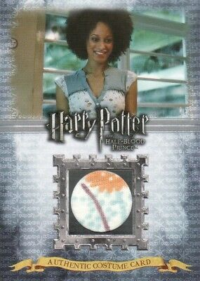 Harry Potter Half Blood Prince Update The Waitress C8 Costume Card