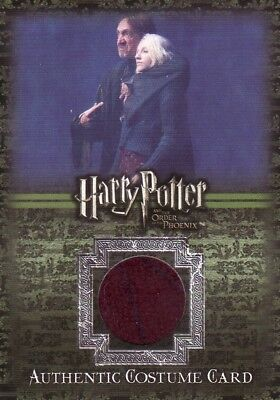 Harry Potter Order of the Pheonix Update Luna Lovegood's C8 Costume Card