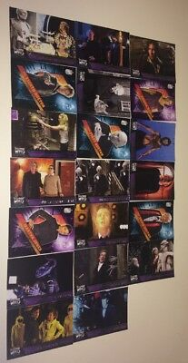 Topps Doctor Who Timeless Trading Card Lot Of 20
