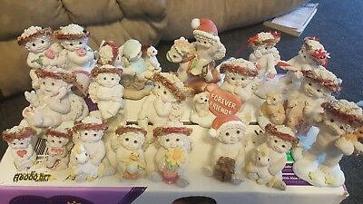 dreamsicles figurine lot