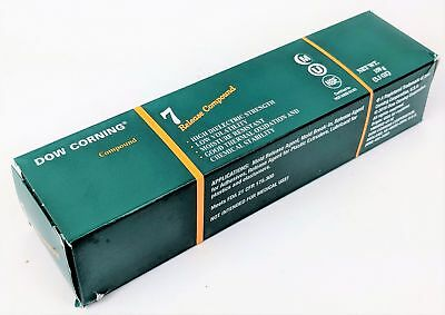 Genuine 7 Release Compound Dow Corning Thermal Oxidation 150 g Tube 5.3 oz