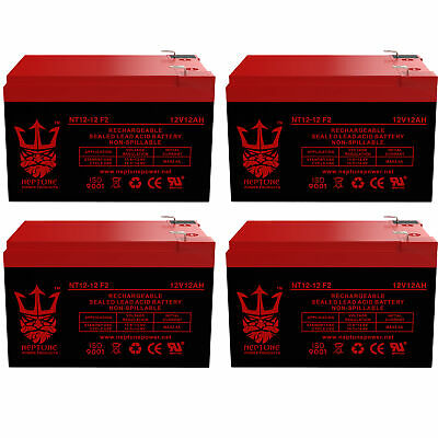 Mighty Max Battery 12V 15AH Compatible for BP1000 APC BackUPS Pro 1100VA BP1100-6 Pack Brand Product