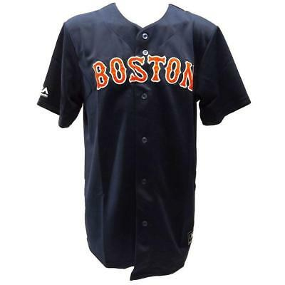 Majestic Athletic Replica Jersey Boston Red Sox - Navy