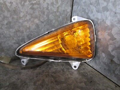 FRONT RIGHT INDICATOR TO FIT HONDA CBF600-NA 2004-06